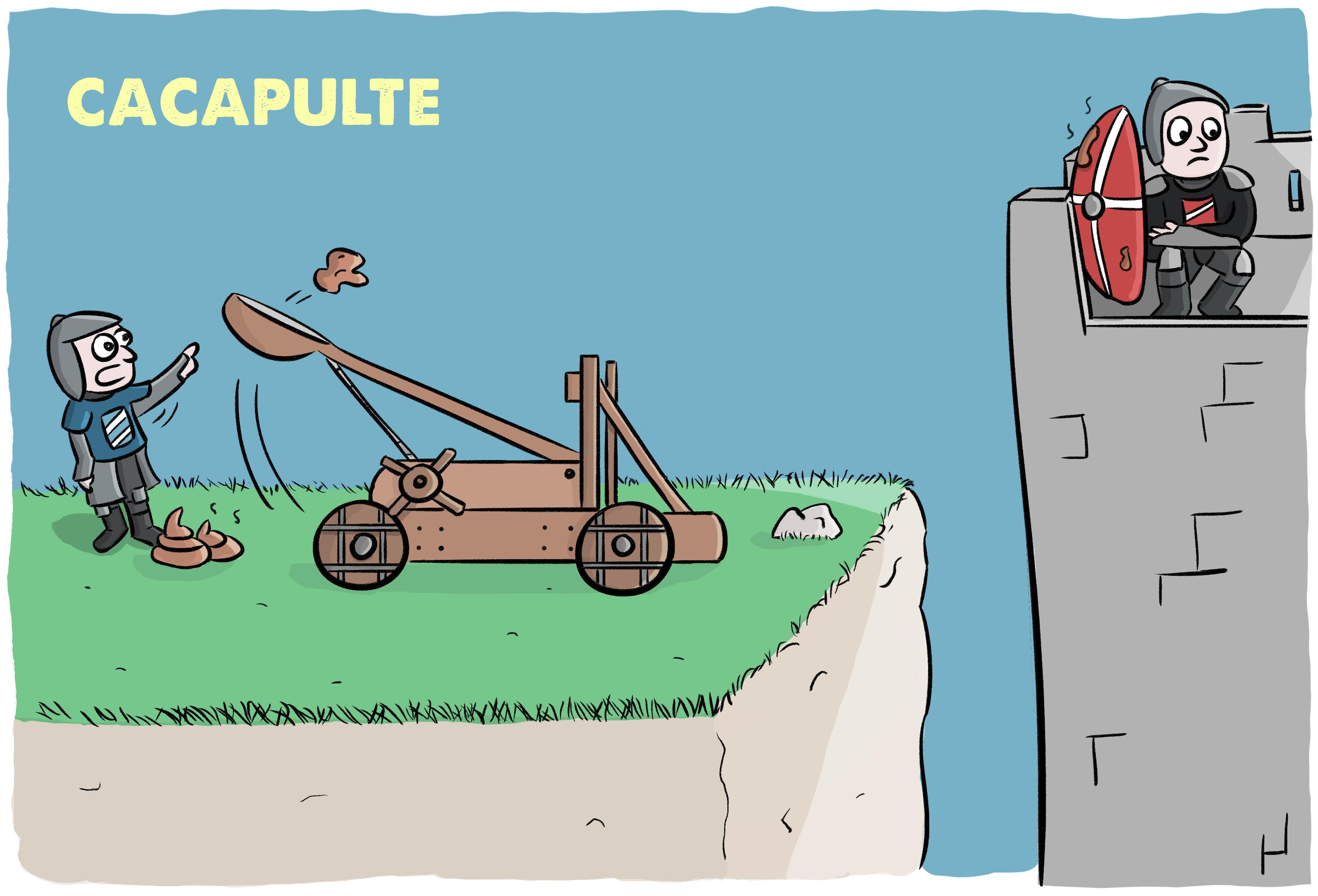 cacapulte